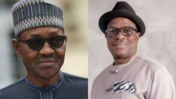 APC Crisis: Victor Giadom Warns Party Members Ahead Of NEC Meeting With President Buhari 5