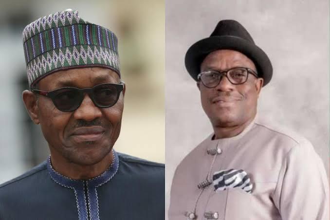 APC Crisis: Victor Giadom Warns Party Members Ahead Of NEC Meeting With President Buhari 1