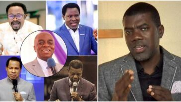 """Those Who Say The Loudest Amen Don't Get The Fastest Answer"" - Reno Omokri Advices Pastors 6"