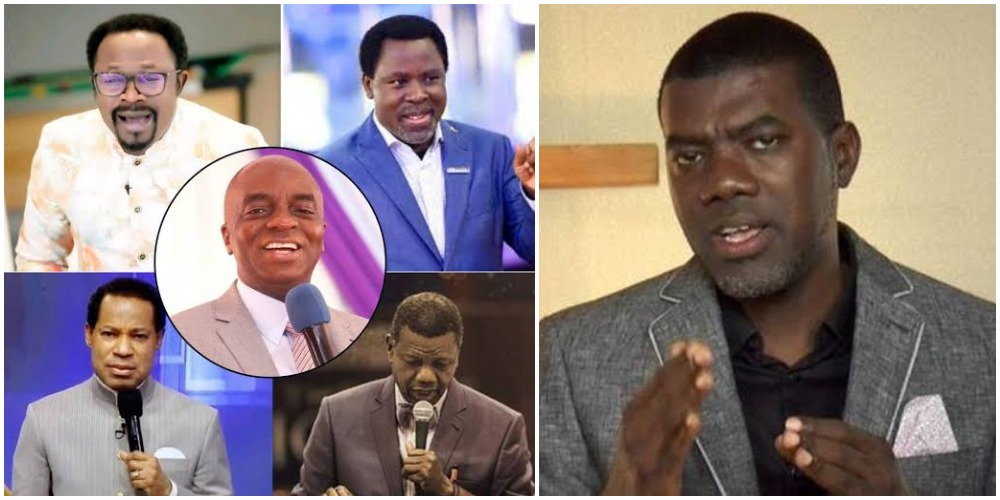 """Those Who Say The Loudest Amen Don't Get The Fastest Answer"" - Reno Omokri Advices Pastors 1"