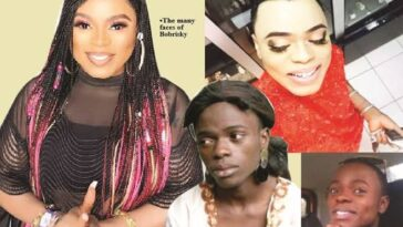 """""""Girls Are Enjoying Life"""" - Bobrisky Says He Will Never Regret Changing His Gender From Male To Female 1"""