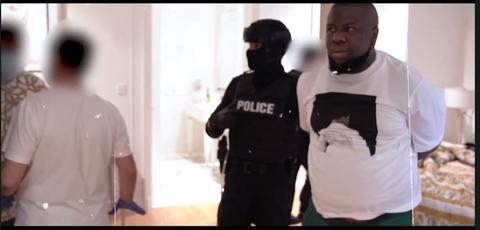 Dubai Police Reveals How Hushpuppi And Woodberry Were Arrested, Seizes $40.9m Cash [Photos/Video] 6