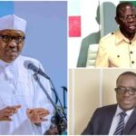 Oshiomhole's Faction Of APC Dares President Buhari Over Dissolution Of National Working Committee 28