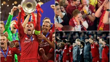 Liverpool Wins English Premier League For The First Time In Club's History After 30 Years 9