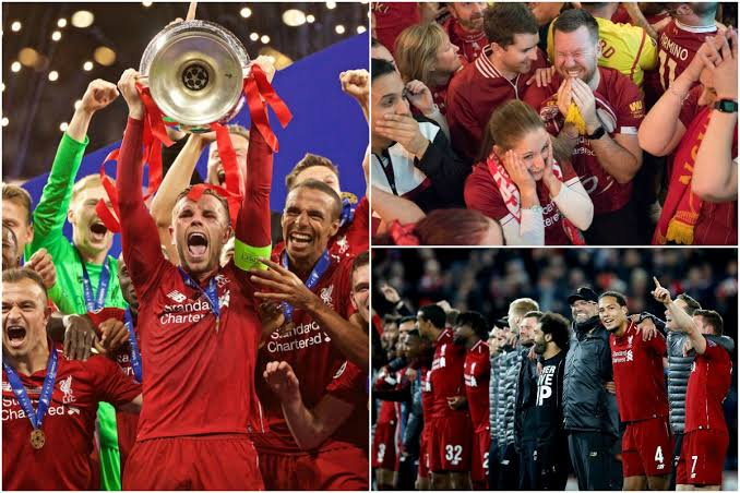 Liverpool Wins English Premier League For The First Time In Club's History After 30 Years 1