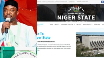 Niger Government Says It Spent N41 Million To Reactivate State's Website Portal [FULL DETAILS] 5