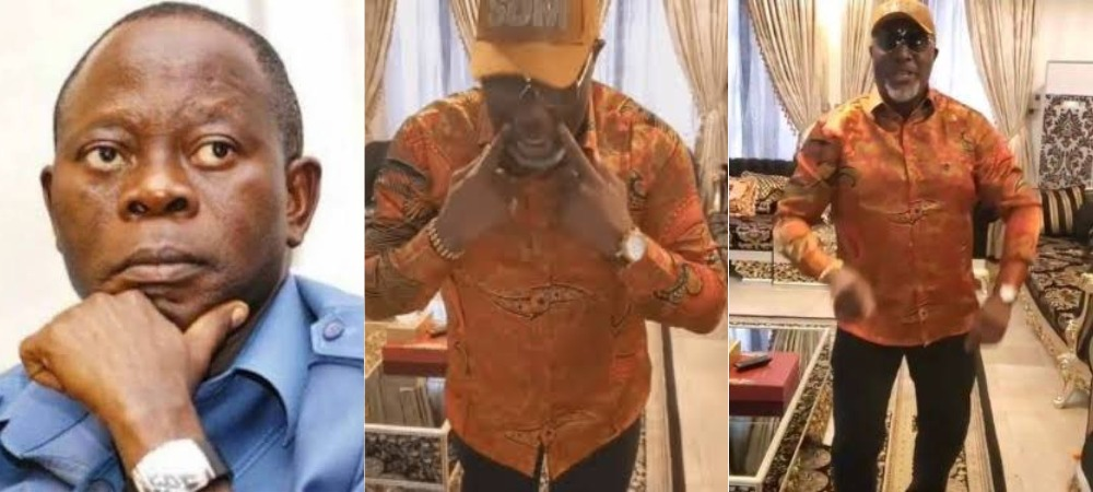 Dino Melaye Mocks Oshiomhole In New Song Over His Suspension As APC Chairman [Video] 1