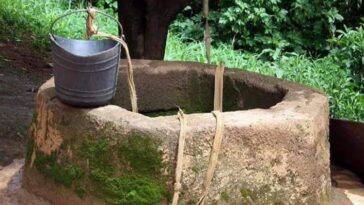 Police Arrests Man For Allegedly Killing His Wife And Dumping Her Corpse Inside Well In Katsina 3