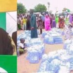 Bauchi First Lady Empowers Women With Bags Of Sachet Water As Business Start-Ups [Photos] 29