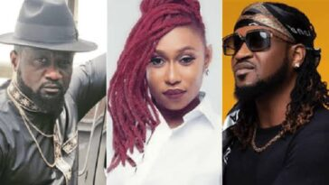 """You're An Idiot, May God Punish You"" - Cynthia Morgan Drags Paul Okoye Into Fight With Jude Okoye 7"