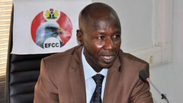 """Many Corrupt Nigerians Now Keep Their Loot In Ghana"" - EFCC Boss, Ibrahim Magu 13"