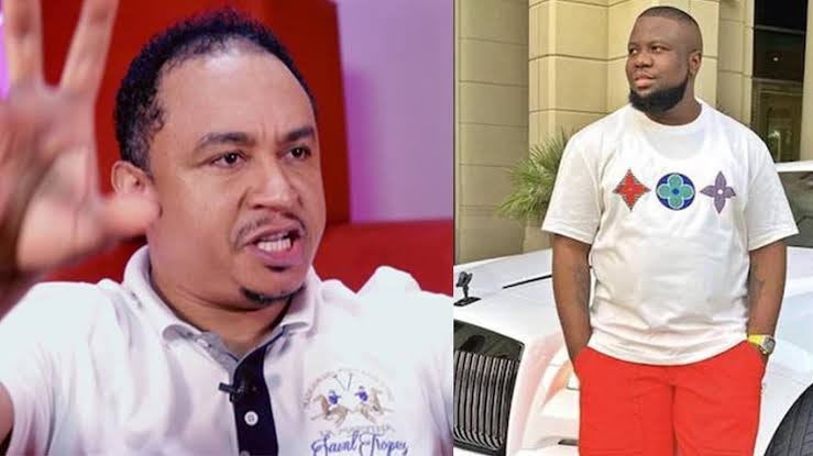 """Don't Judge Hushpuppi, I Didn't Know Him To Be Criminal"" - Daddy Freeze Cautions Nigerians [Video] 1"