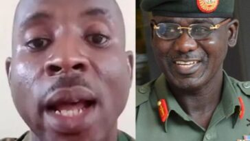 Wife Of Soldier Who Called Out Buratai In Viral Video Arrested For Seeking Husband's Release 6