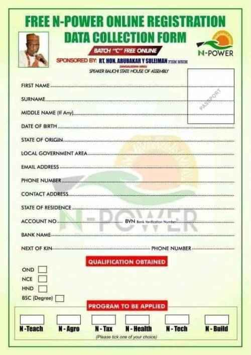 Federal Govt Gives N-Power Recruitment Slots To Lawmakers, Politicians Ahead Of Ordinary Citizens 3