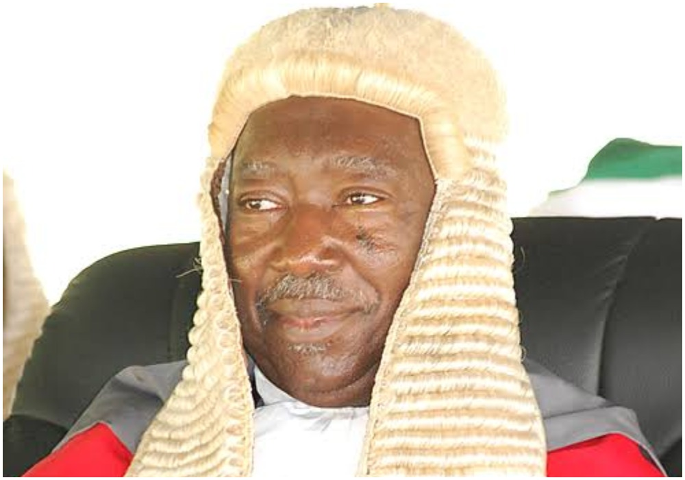 Kogi Chief Judge, Justice Nasiru Ajanah Dies At Age Of 64 In Coronavirus Isolation Centre 1