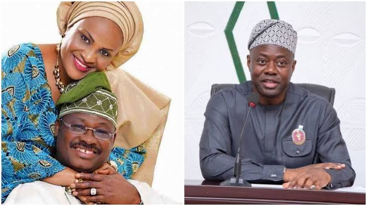 Governor Makinde Didn't Call Or Pay Condolence Visit After My Husband's Death - Mrs Florence Ajimobi 1