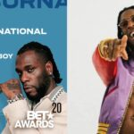 BET Awards: Burna Boy Makes History, Wins Best International Act Twice In A Row [Video] 28