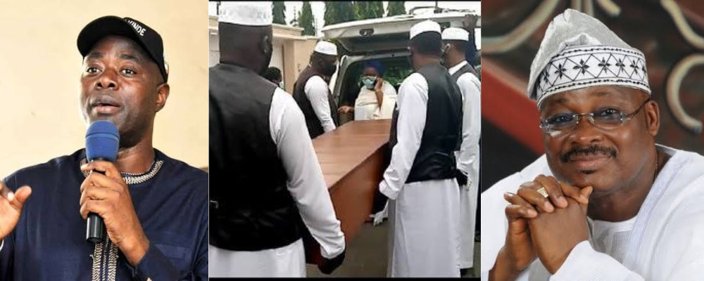 This Wicked Lie Must Stop, We Broke Law To Allow Ajimobi's Burial In Oyo - Governor Makinde 1