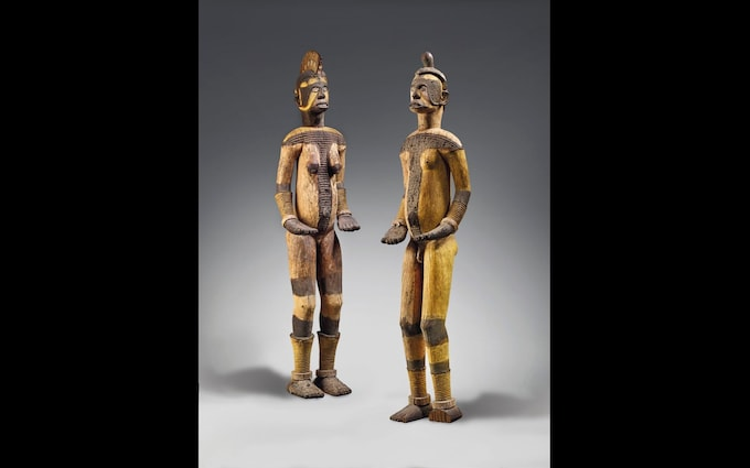 Sacred Nigerian Statues Allegedly Stolen During Biafran War, Sold For £200,000 In Paris [Photos] 2
