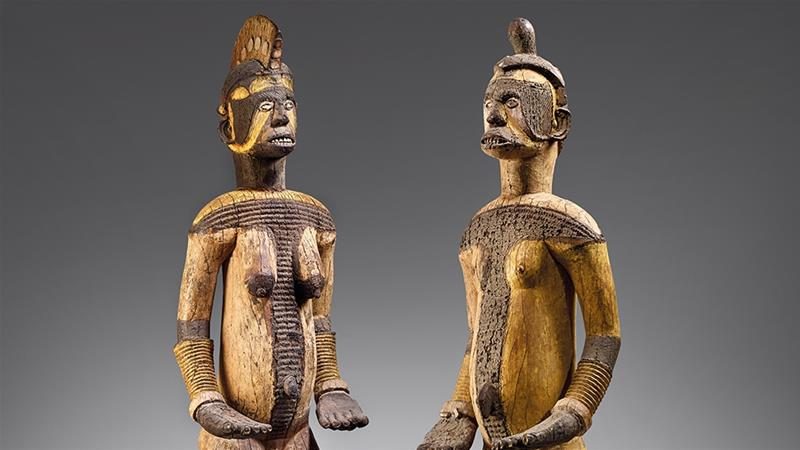 Sacred Nigerian Statues Allegedly Stolen During Biafran War, Sold For £200,000 In Paris [Photos] 1