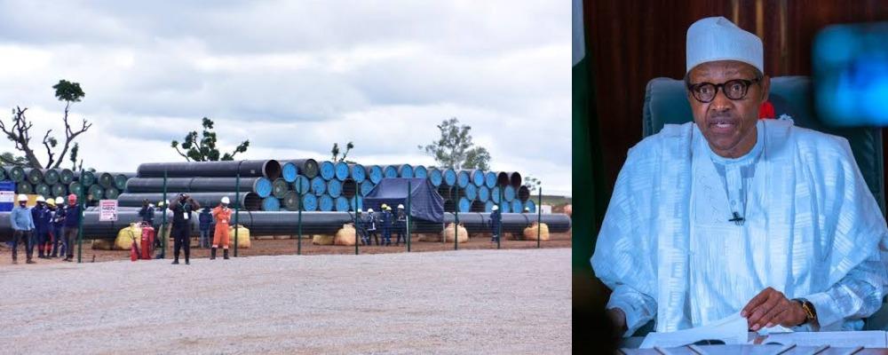 President Buhari Flags-Off Construction Of $2.8 Billion Ajaokuta-Kaduna-Kano Gas Pipeline [Video] 1