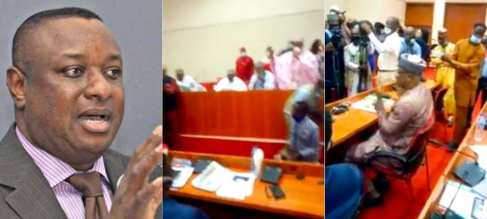 Nigerian Lawmakers Exchanges Words With Keyamo Over N52bn Allocation For 774,000 Jobs [Video] 1