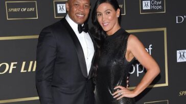 Dr. Dre's Wife, Nicole Young Files For Divorce After 24 Years Of Marriage Over 'Irreconcilable Differences' 3