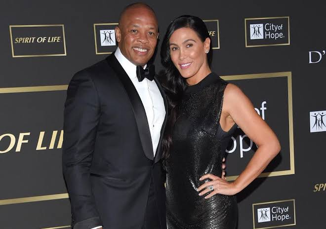 Dr. Dre's Wife, Nicole Young Files For Divorce After 24 Years Of Marriage Over 'Irreconcilable Differences' 1