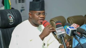 Nigerians Are Forced To Accept Coronavirus Just To Create Panic And Fear - Governor Yahaya Bello 4