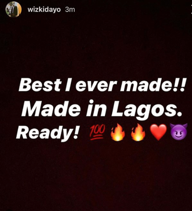 Wizkid Announces All Those That Featured On His 'Made In Lagos' Album, Reveals Release Date 2
