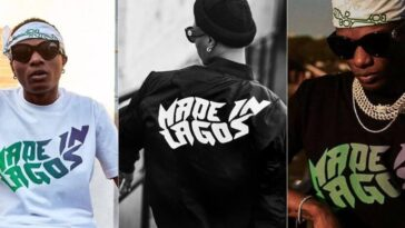 Wizkid On The Spotlight As He sets Another Record!!! 12