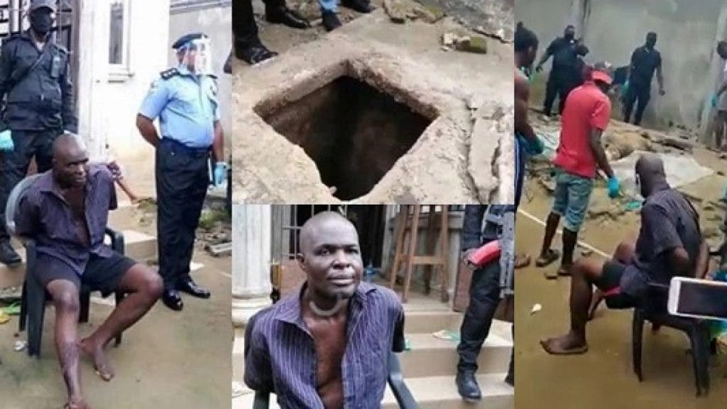 Pastor Confesses To Killing 4 People And Dumping Their Bodies Inside His Soakaway In Rivers [Video] 1