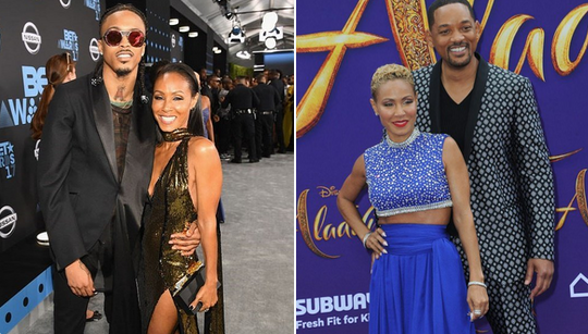 August Alsina Says Will Smith 'Gave Blessing For His Wife Jada Pinkett Smith To Have Affair With Him' 1