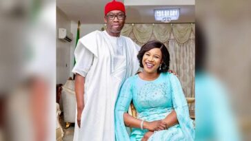 Delta Governor, Ifeanyi Okowa And His Wife Test Positive For Coronavirus 2