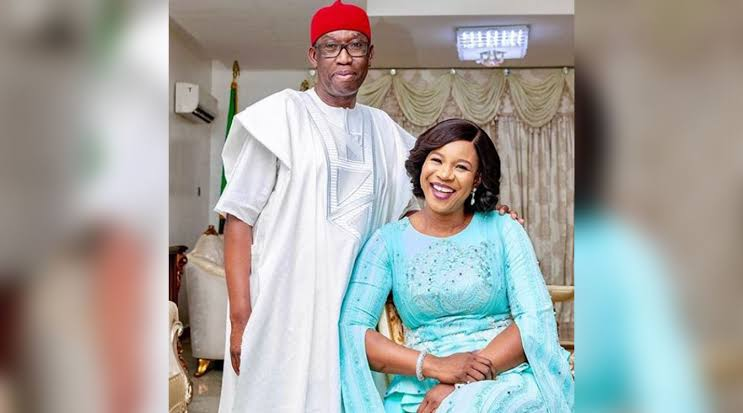 Delta Governor, Ifeanyi Okowa And His Wife Test Positive For Coronavirus 1