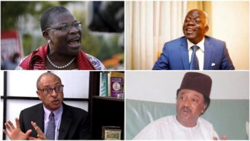 Shehu Sani, Ezekwesili, Falana, Others Float New Political Movement Ahead Of 2023 Election 7