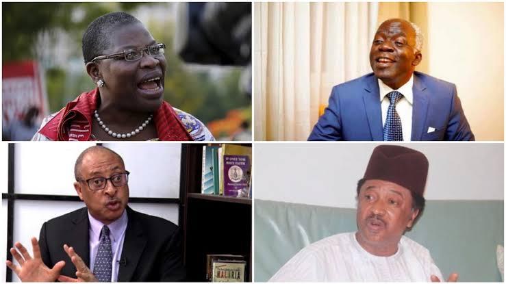 Shehu Sani, Ezekwesili, Falana, Others Float New Political Movement Ahead Of 2023 Election 1
