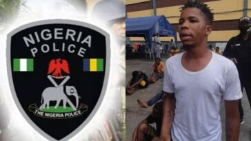 Notorious Criminal, Adeniyi Ajayi Escapes Police Detention After He Begged To Be Killed 7
