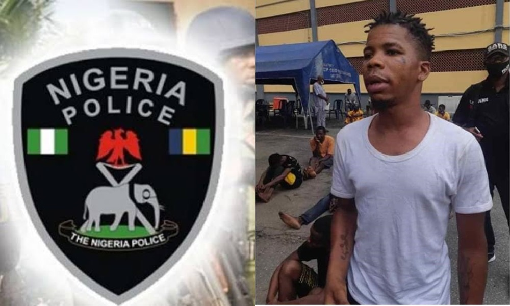 Notorious Criminal, Adeniyi Ajayi Escapes Police Detention After He Begged To Be Killed 1