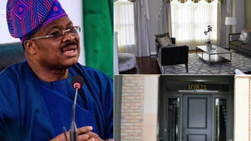 EXPOSED: Ex-Oyo Governor, Ajimobi's $1.3 Million Mansion Uncovered In United States [Photos] 2