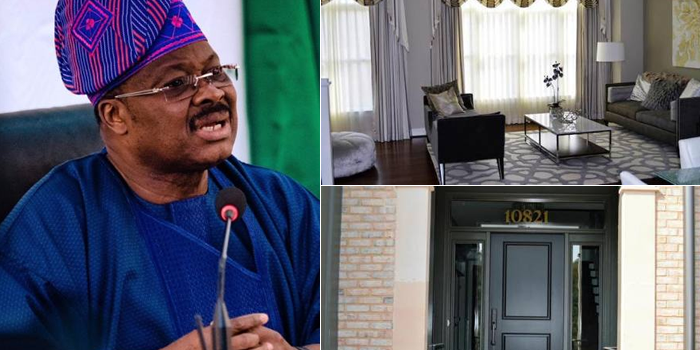 EXPOSED: Ex-Oyo Governor, Ajimobi's $1.3 Million Mansion Uncovered In United States [Photos] 1