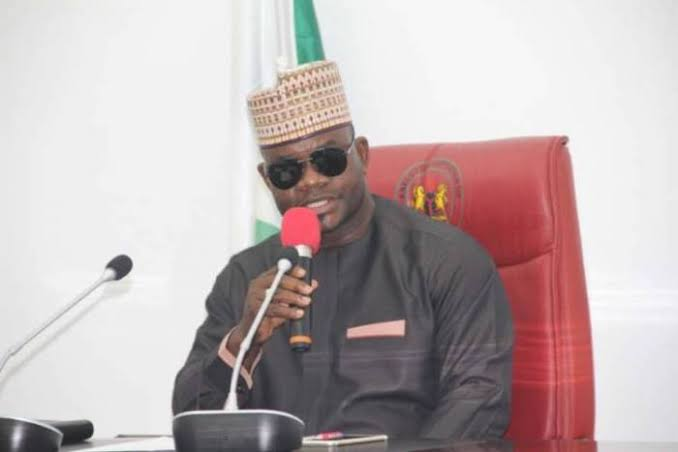 Governor Yahaya Bello Says Politicians Are Using COVID-19 To Play Games With Lives Of Nigerians 1