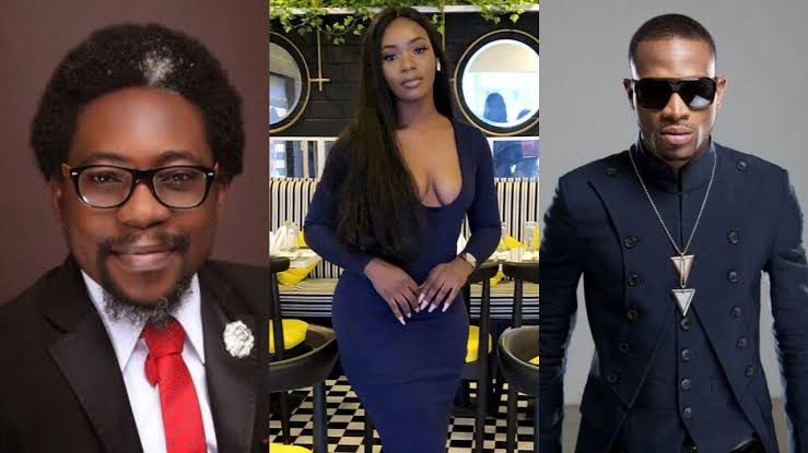 Dbanj Never Detained Seyitan, She's Being Used By Feminists For Their Own Agenda - Segalink 1