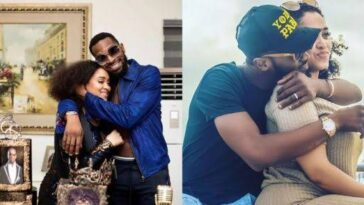 Dbanj Celebrate Wedding Anniversary With His Wife, Didi Lineo Amid Rape Allegation Against Him 6