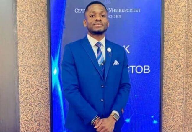 Nigerian Man Becomes Best Graduating Student In Sechenov University Russia [Photos/Video] 1