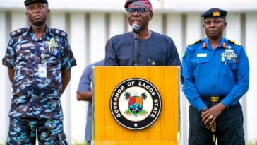 COVID-19: Governor Sanwo-Olu Announces Partial Reopening Of Schools In Lagos 3