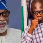 Governor Akeredolu Says He Won't Hand Over To His Deputy Despite Testing Postive For COVID-19 31