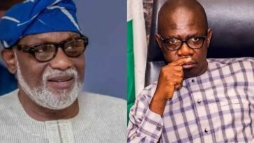Governor Akeredolu Says He Won't Hand Over To His Deputy Despite Testing Postive For COVID-19 2
