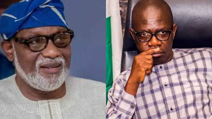 Governor Akeredolu Says He Won't Hand Over To His Deputy Despite Testing Postive For COVID-19 1