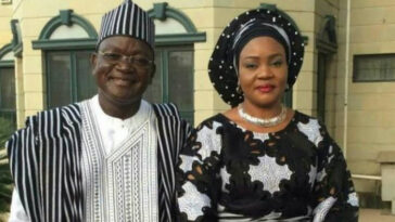 BENUE: Governor Ortom's Wife, Son And Staff Test Positive For Coronavirus 3